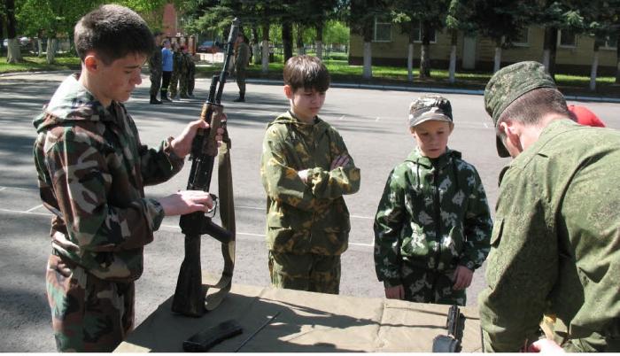 Где и как познакомиться с военным