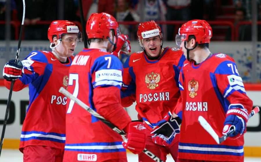 Россия чемпион мира по хоккею
