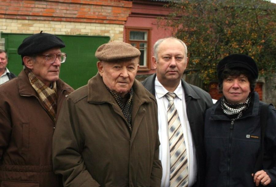 17 декабря - день рождения Константина Яковлевича Ваншенкина