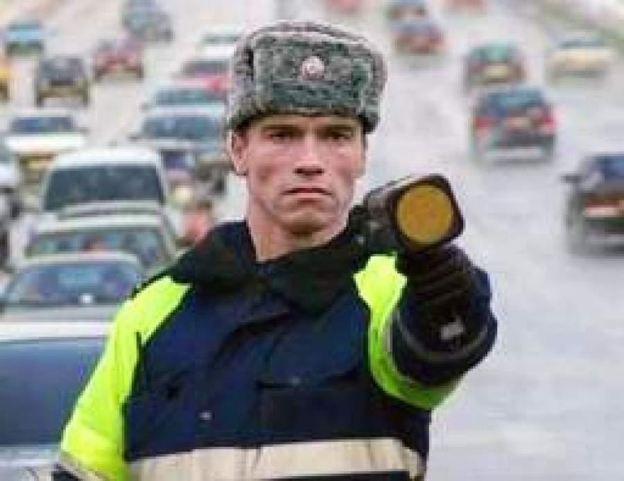 Лихачей в Москве будет ловить спецрота ДПС
