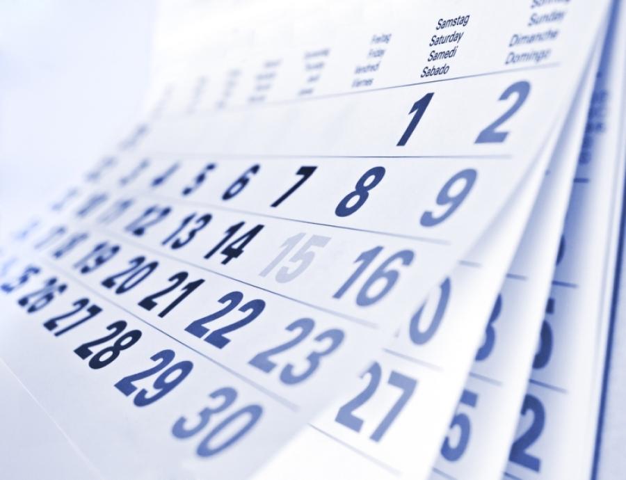 Утверждены выходные и праздничные дни 2019 года