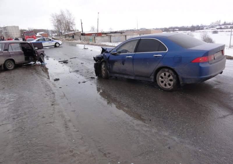 ДТП с летальным исходом произошло в п. Блоозерский