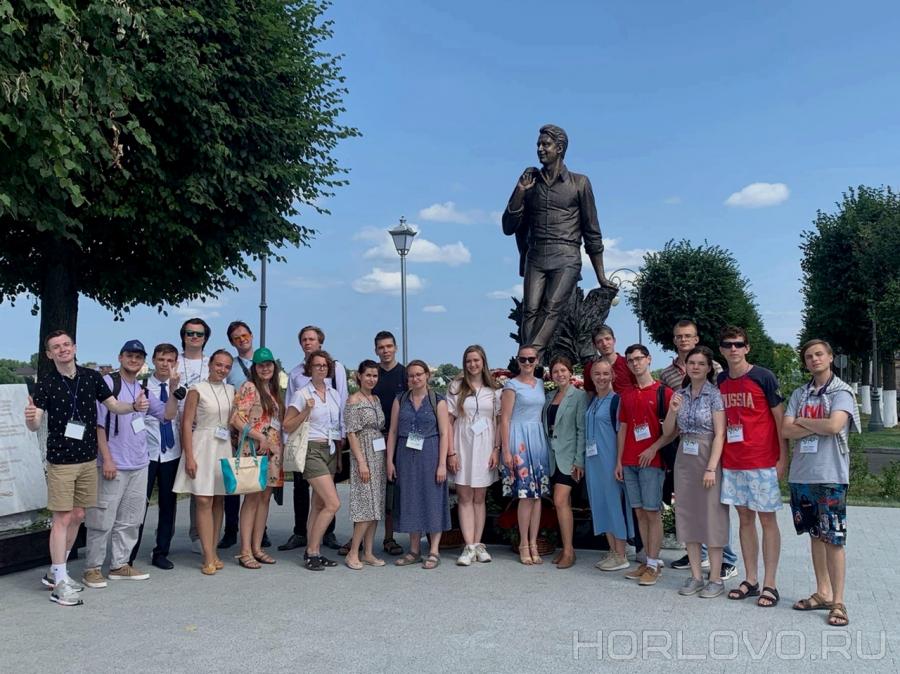 На финале Конкурса молодых поэтов в Твери