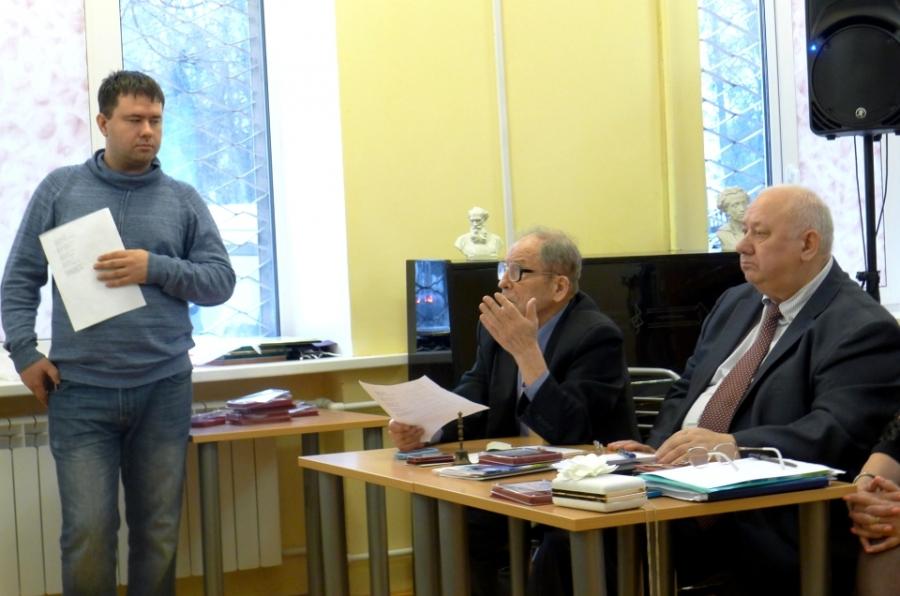 Активную гражданскую позицию воскресенских литераторов оценили