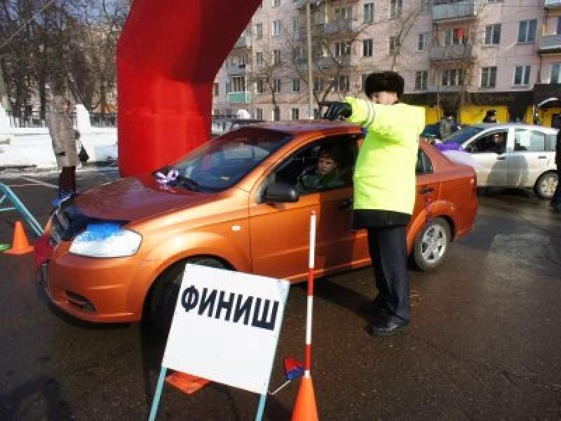 """В десятке лучших """"Автоледи"""" Подмосковья"""