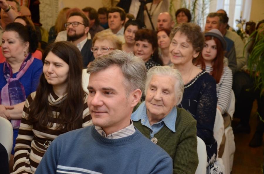 Апрельская встреча воскресенских литераторов