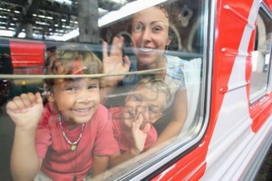 Летом дети получат льготный проезд на поездах