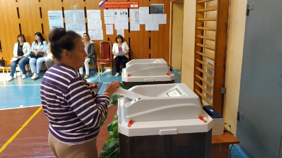 Предварительные результаты выборов депутатов в Воскресенске 8 сентября 2019 года