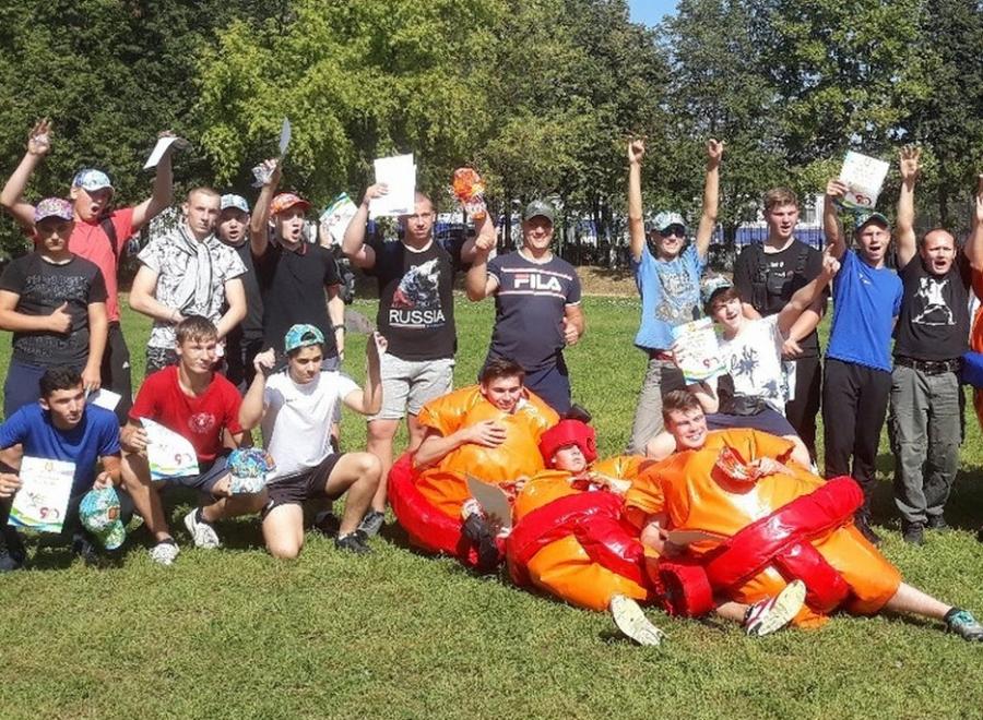 31 августа в Воскресенске прошёл фестиваль игровых видов спорта «Воскресенск спортивный»