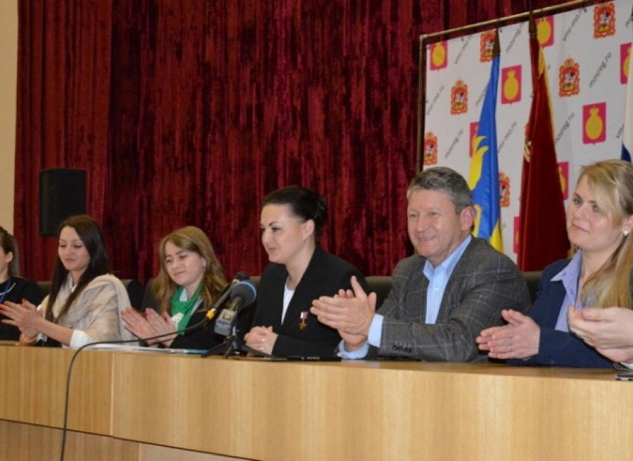 Результаты голосования на выборах Молодежного парламента в Воскресенском районе