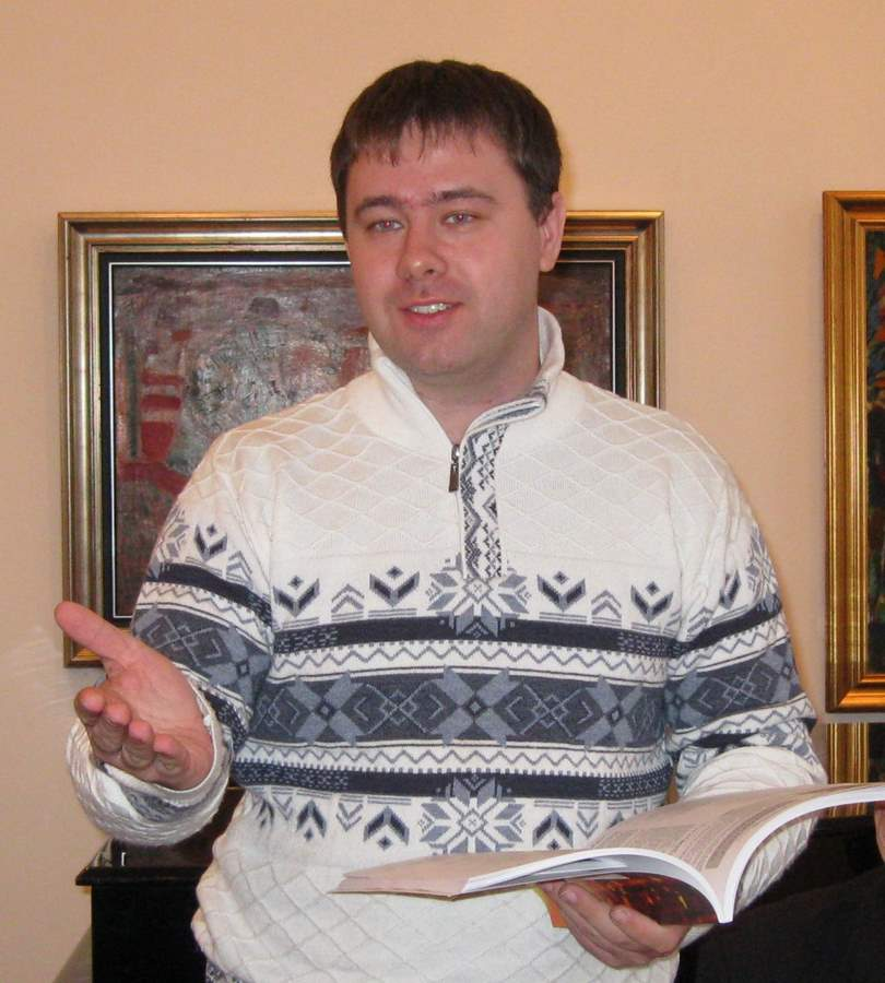 Андрей Лысенков. Стихотворения