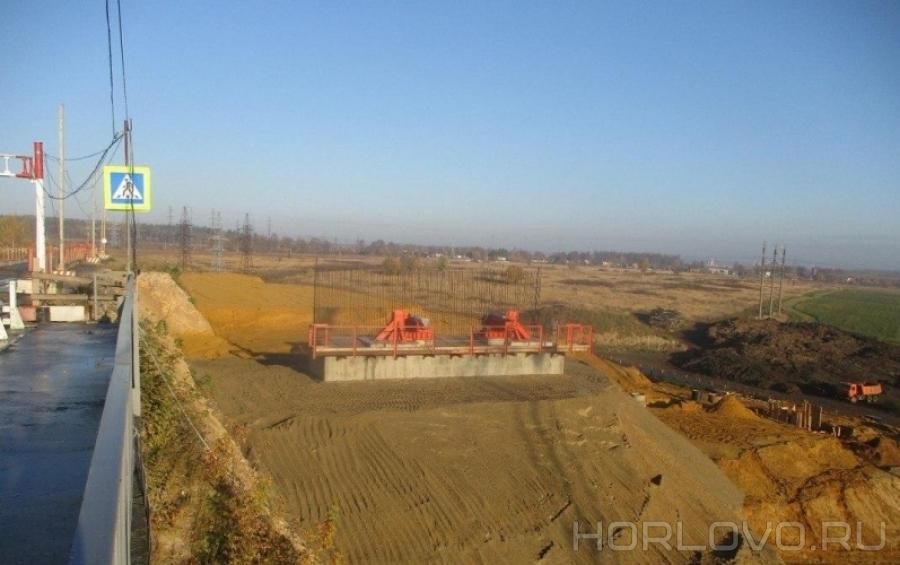 Завершено устройство опор нового моста через Москву-реку в Воскресенске