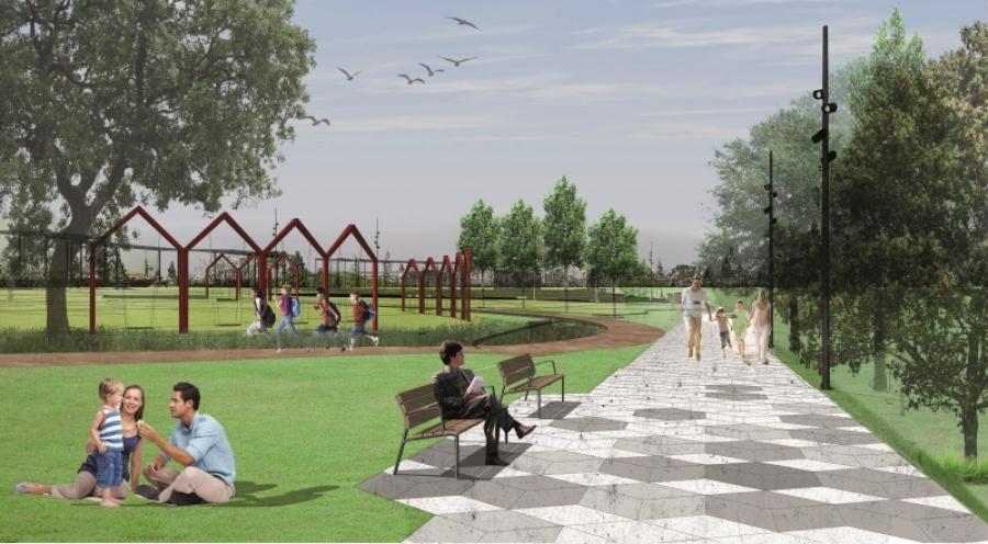 В Новлянском квартале Воскресенска появится новая парковая зона