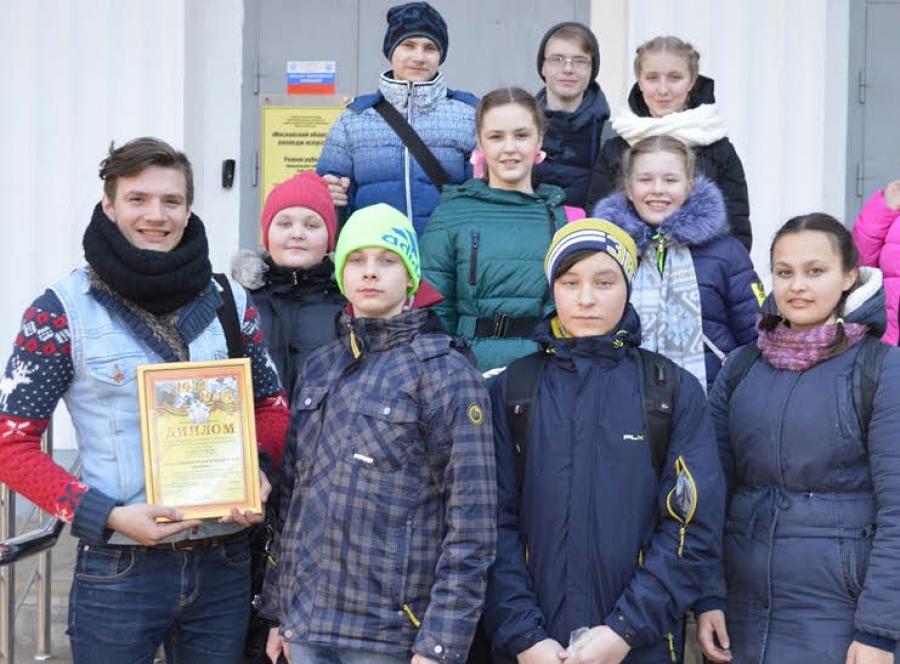3-е место на конкурсе фольклорных коллективов «Салют Победы»