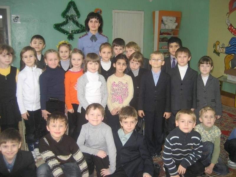 Работа ЮИДа в школе достойный пример