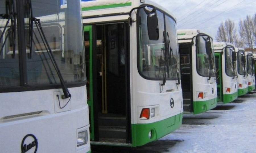 В марте парк пассажирского автопредприятия пополнится