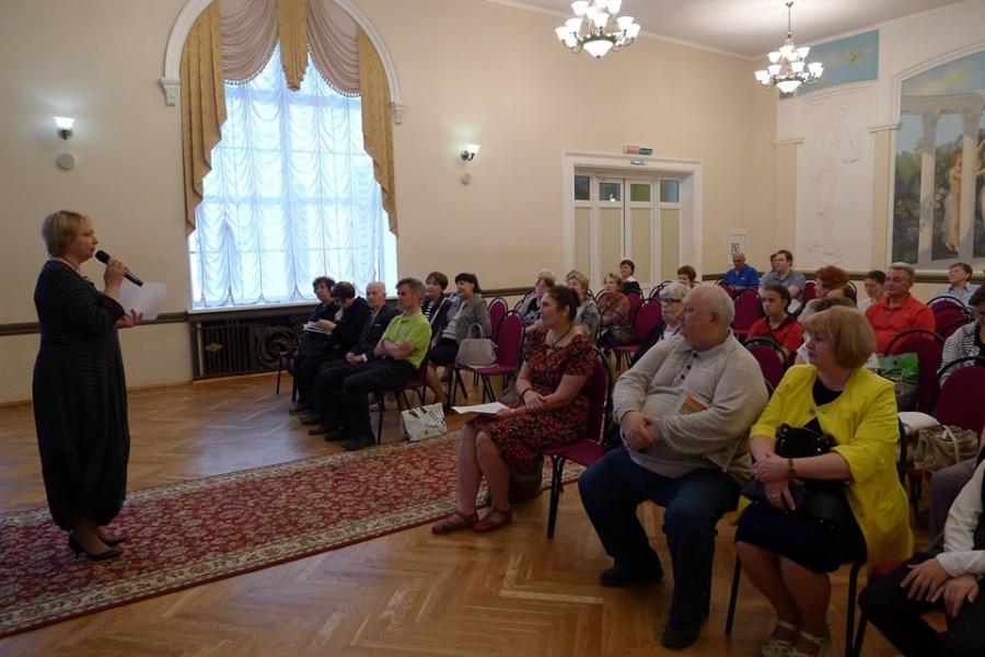 Краеведы: о становлении Воскресенского района и истории городского парка