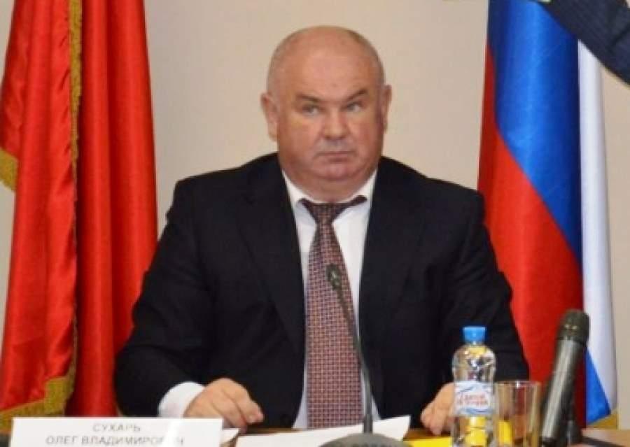 Олег Сухарь – глава Воскресенского муниципального района