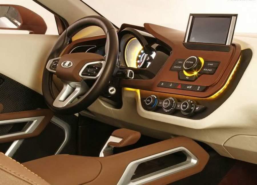 Lada Vesta будет стоить от 400 т. руб.