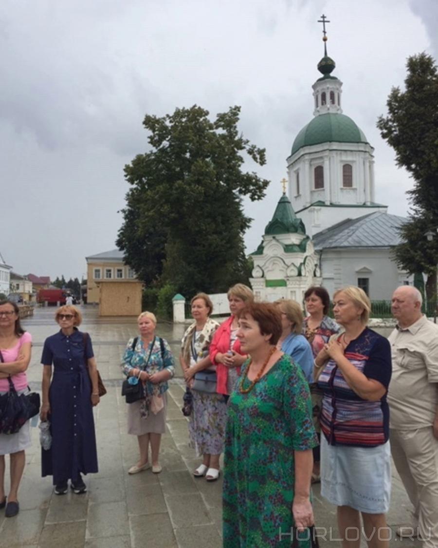 «Активное долголетие»: воскресенцы посетили Зарайск