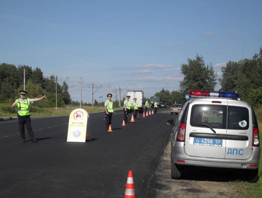 Профилактика нарушений ПДД на Воскресенских дорогах