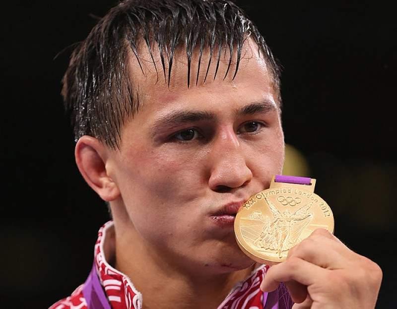 Четвертое золото России на Олимпиаде