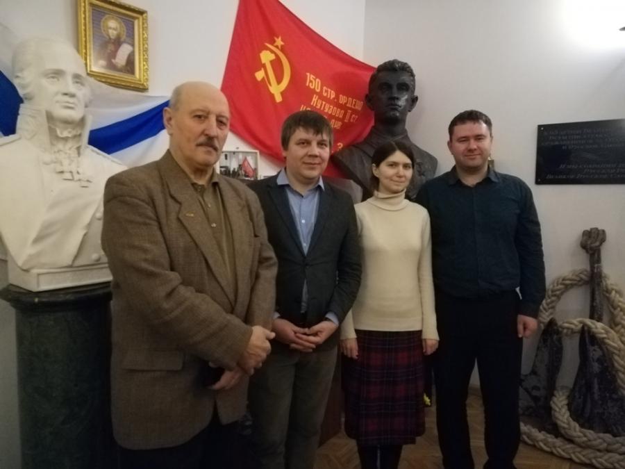 Воскресенский поэт Андрей Лысенков – участник Всероссийского форума молодых литераторов