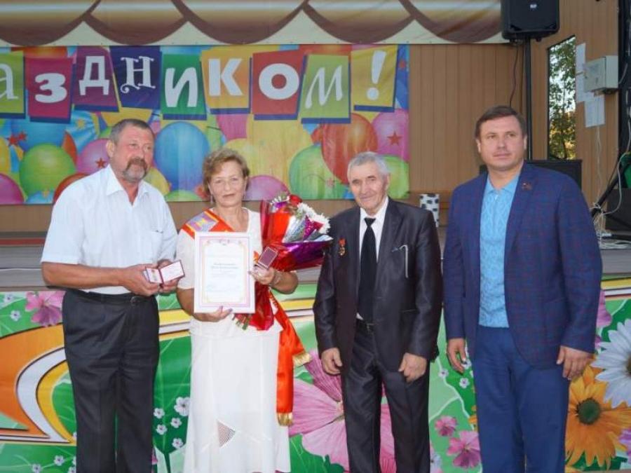 Фосфоритный отпраздновал День посёлка