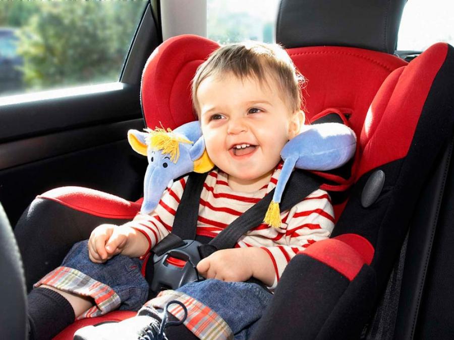 Массовые проверки ГИБДД «Ребёнок в автомобиле» в декабре