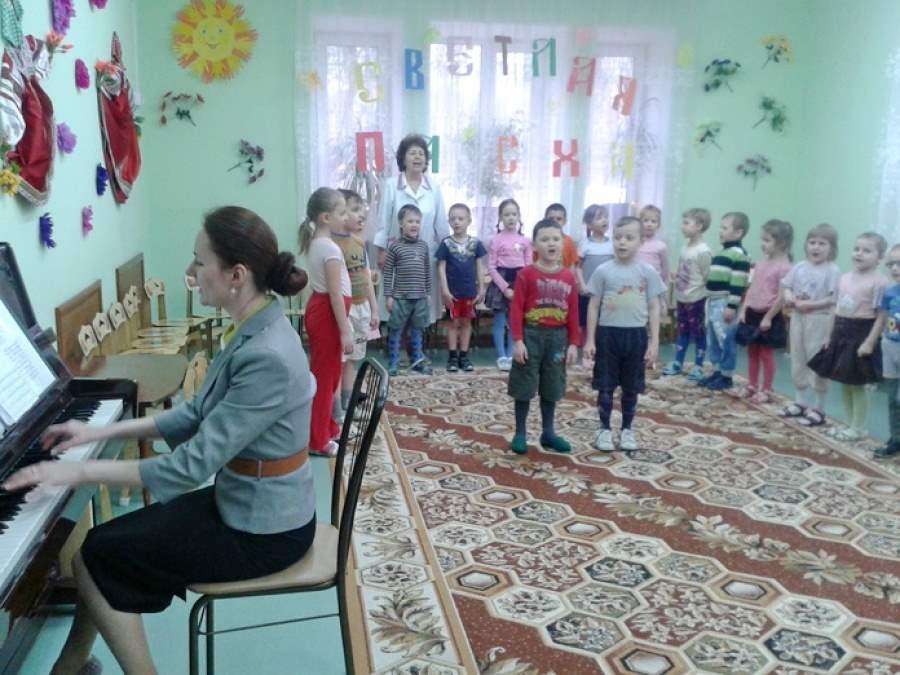 """Праздник в санатории """"Солнышко"""" пос.Хорлово"""