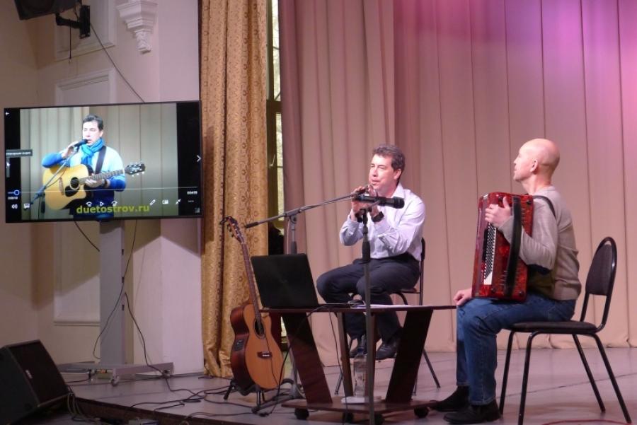 «Любовь и жизнь»: юбилейный творческий вечер Сергея Леонтьева