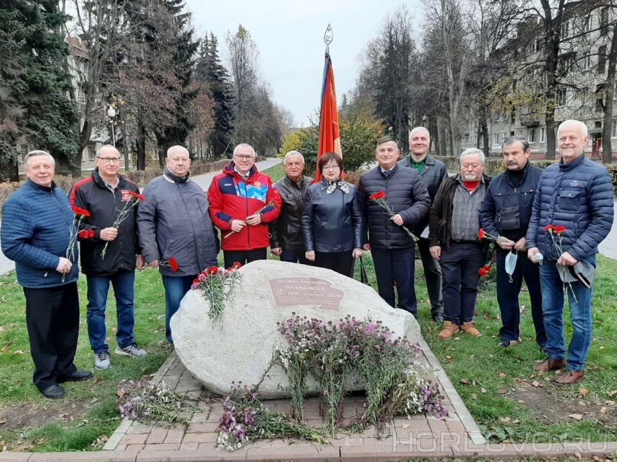 Воскресенские ветераны отметили 102-ю годовщину комсомола