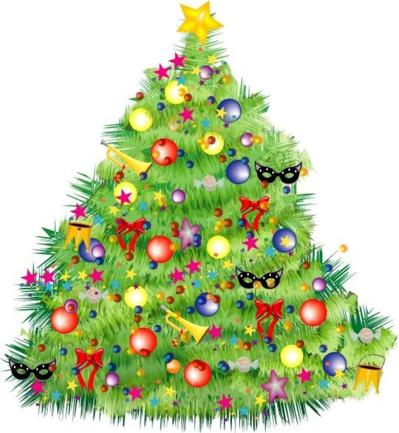 Новогодняя ёлка для Хорловских детей