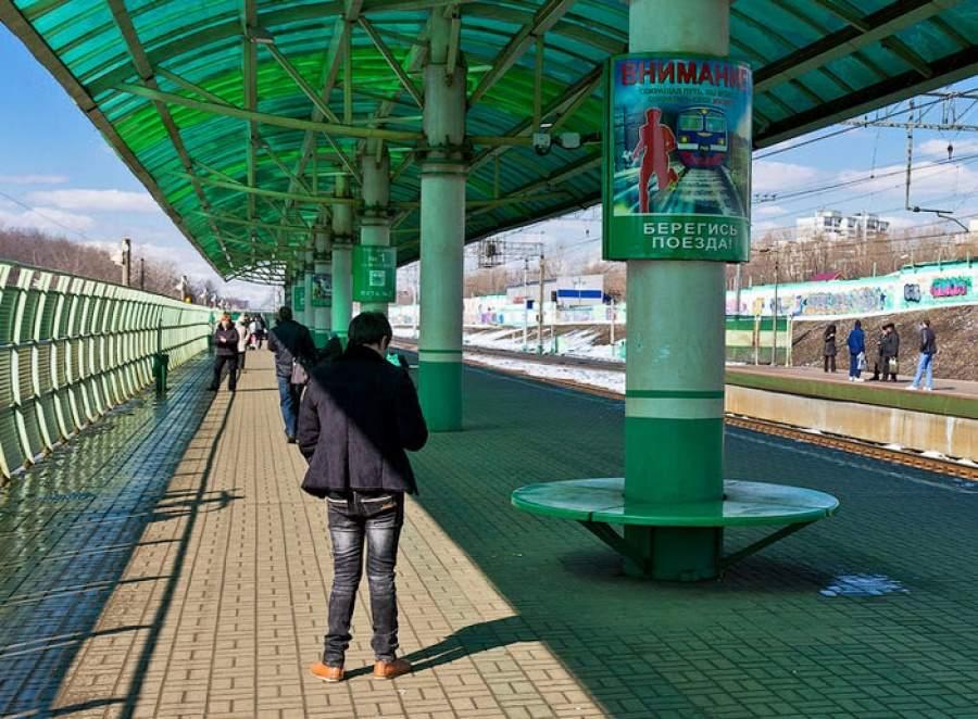 С четверга введут единый тариф на электрички до «Выхино» и Казанского