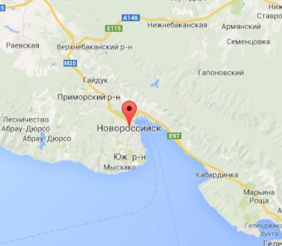В ДТП под Новороссийском пострадал 21 ребенок