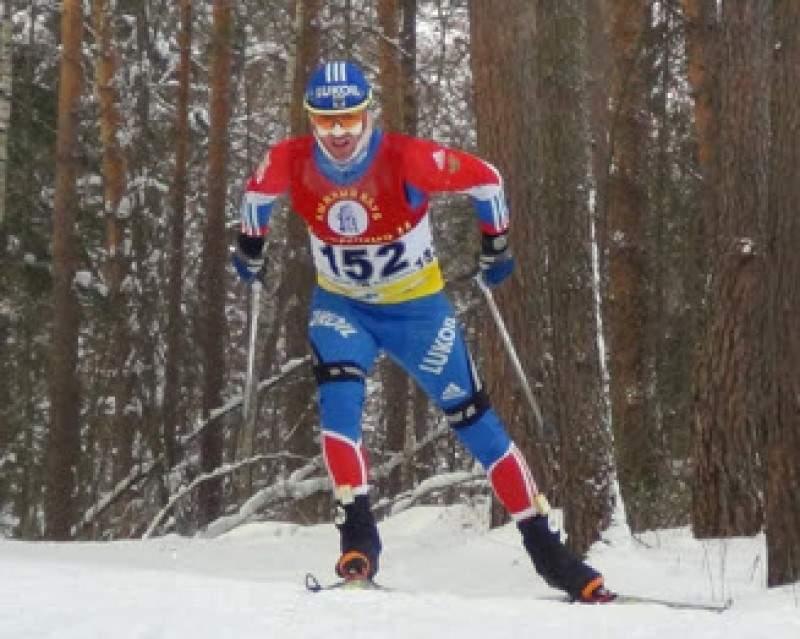 В посёлке им. Цюрупы прошла лыжная гонка на призы «МК»