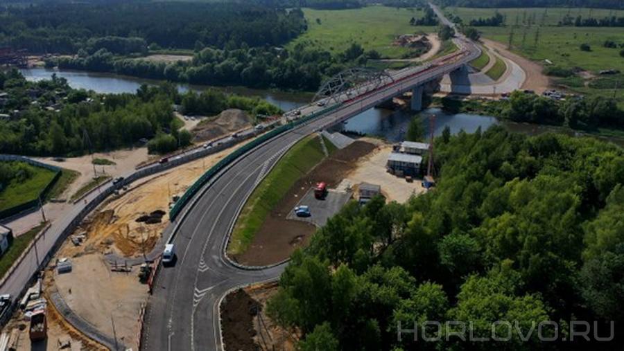 Афанасьевский мост в Воскресенске готовится к открытию