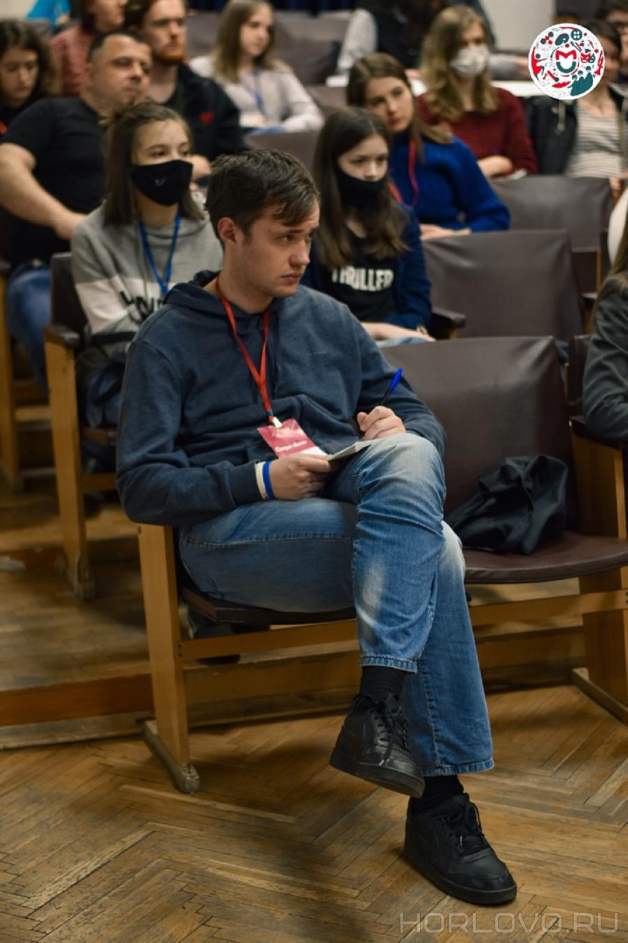Воскресенский поэт – лауреат студенческого литературного фестиваля «Carpe diem»