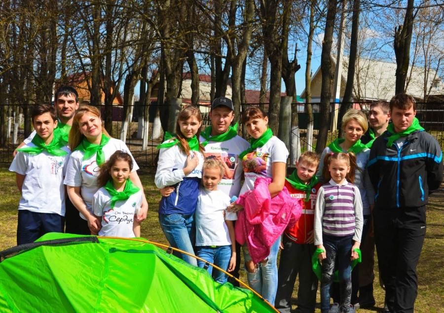 Экологический фестиваль в Хорлово