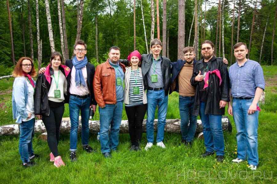 В Совещании молодых писателей России участвовал воскресенец Андрей Лысенков