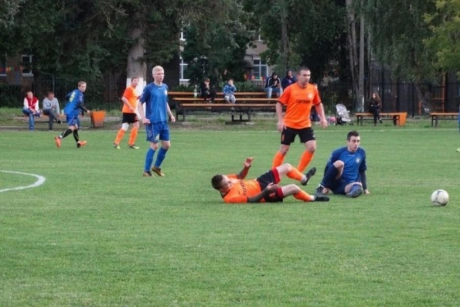 В Первенстве района по футболу победил «Горняк»
